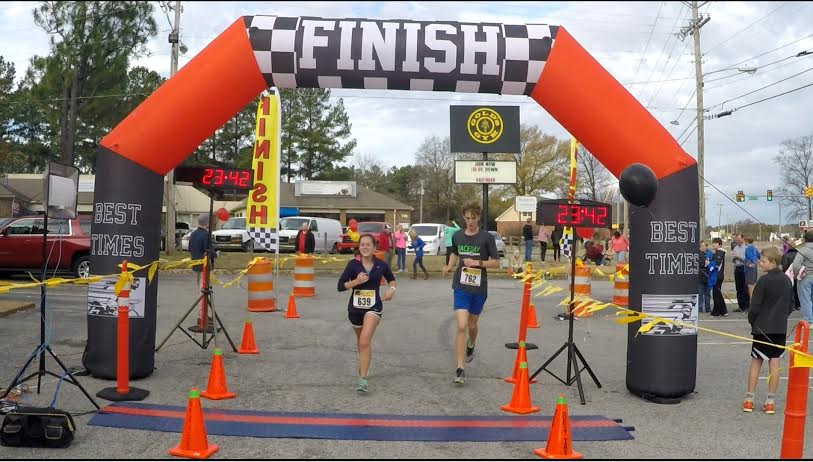 Jackson TN race