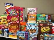 ABC Summer Cereal Drive - AR Food Bank